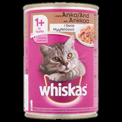 WHISKAS And i gele 400 g