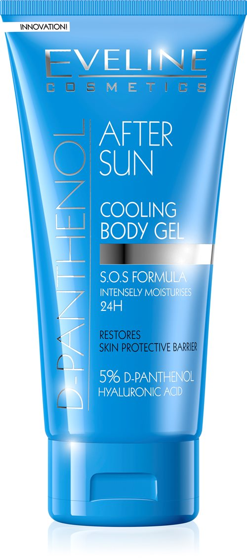 Eveline D-Panthenol After Sun Cooling Body Gel 150ml