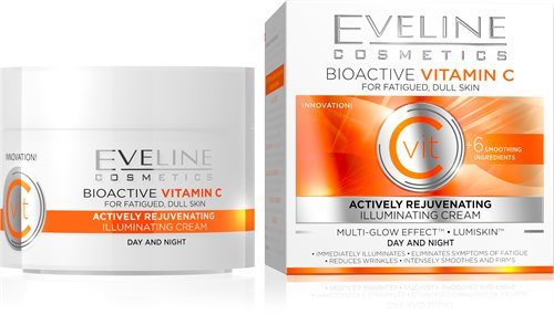 Bioactive Vitamin C Actively Rejuvenating Day&Night Cream 50ml