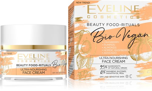 Bio Vegan Ultra-Nourishing Day And Night Cream 50ml
