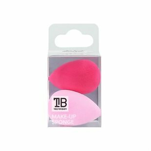 Mimo Makeup Sponge Mini Water Drop Pink 2' Set