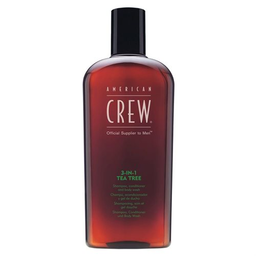 American Crew Classic 3-In-1 Tea Tree 450ml