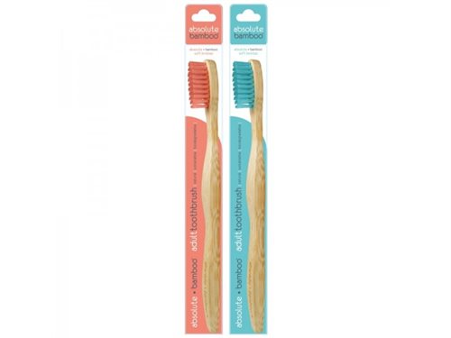 Absolute Bamboo Toothbrush Adults<br />