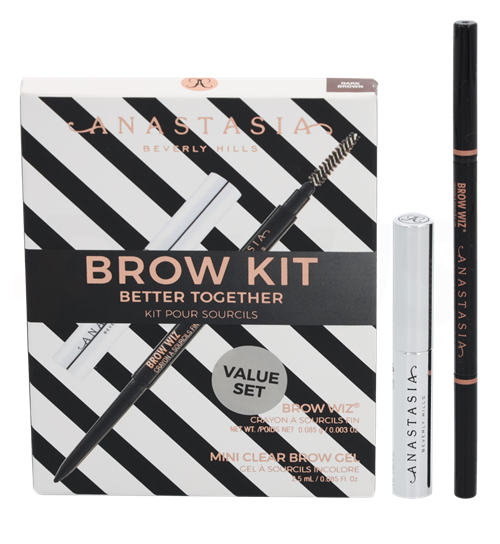 Anastasia Beverly Hills Better Together Brow Kit 2,59ml Dark Brown