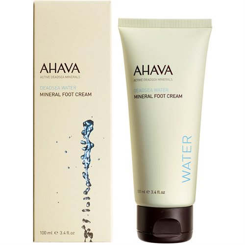 Ahava Deadsea Water Mineral Foot Cream 100ml <br />