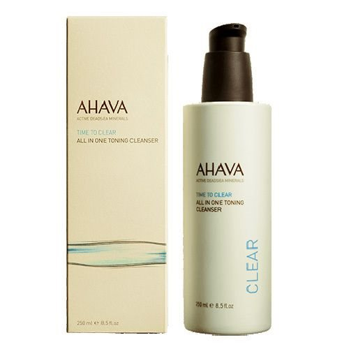 Ahava Time To Clear All In One Toning Cleanser 250ml <br />