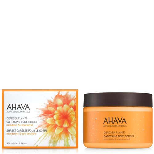 Ahava Deadsea Plants Caress. Body Sorb. Man. & Ced 350ml