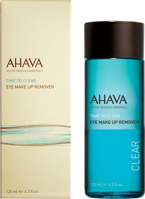 Ahava Time To Clear Eye Make-Up Remover 125ml <br />