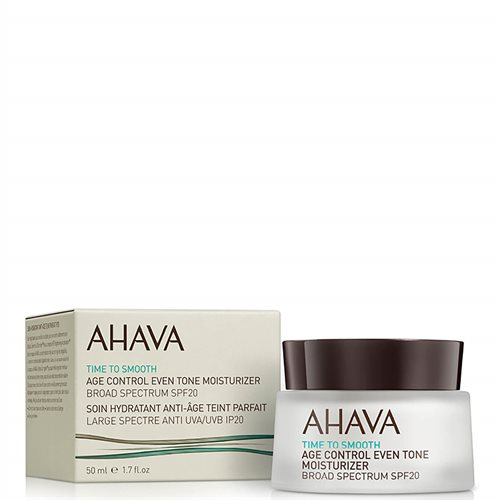Ahava Time To Smooth Age Control Even Tone Moisturizer SPF 20 50 ml<br />