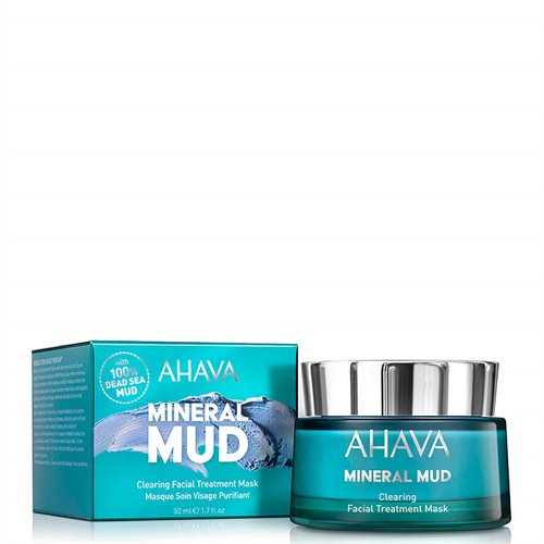 Ahava Mineral Masks Clearing Facial Treatment Mask 50ml <br />