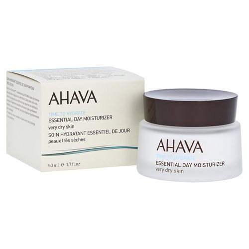 Ahava Time To Hydrate Essential Day Moisturizer 50ml Very Dry Skin<br />
