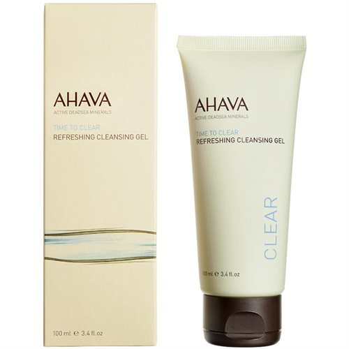 Ahava Time To Clear Refreshing Cleansing Gel 100ml <br />
