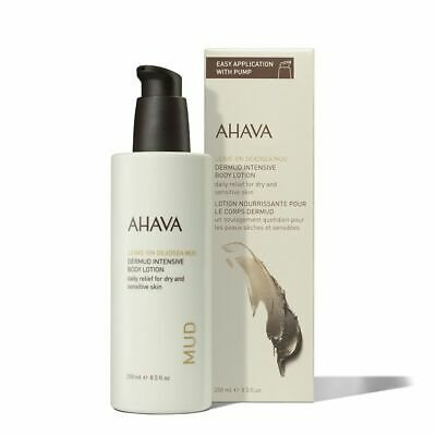 Ahava Deadsea Mud Dermud Intensive Body Lotion 250ml