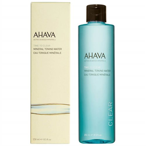 Ahava Time To Clear Mineral Toning Water 250ml <br />
