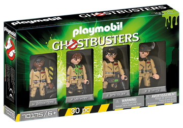 Playmobil Ghostbusters™ Figursæt Ghostbusters™ 70175