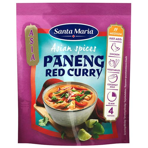 Santa Maria Asian Spices Paneng Red Curry 32 g