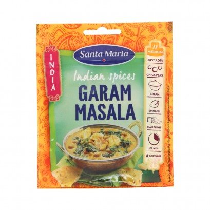 Santa Maria Indian Spices Garam Masala 33 g