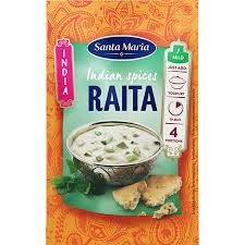 Santa Maria Indian Spices Raita Spice Mix 8 g