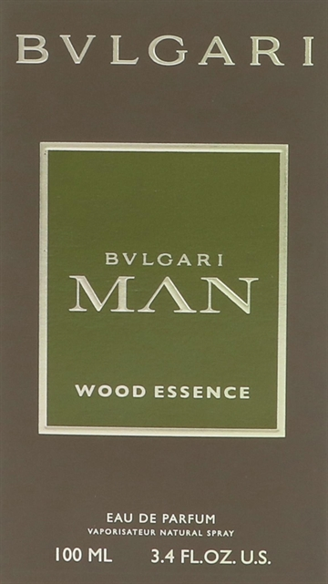 Bvlgari Man Wood Essence EDP Spray 100ml