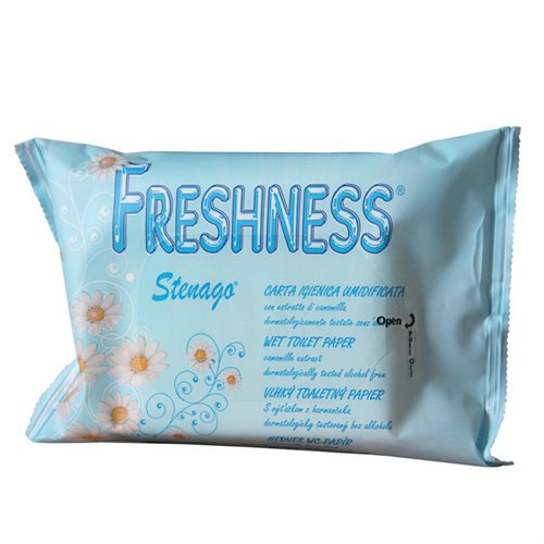 Freshness Wet Toilet Paper 20