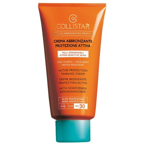 Collistar Active Protection Sun Cream Face Body 30 150ml SPF 30