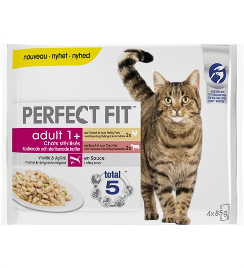 Perfect Fit Adult Sterile Mix i sovs 4-pack 340 g