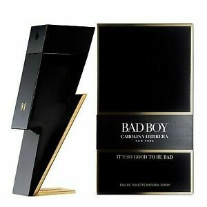Carolina Herrera Bad Boy EDT Spray 50ml