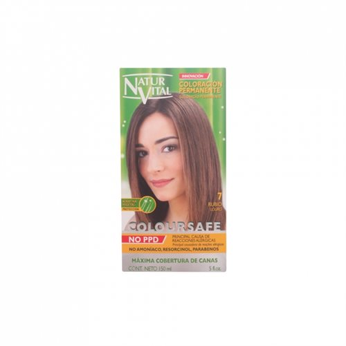 Natur Vital Coloursafe Permanent Dye nr.5-blonde 150ml