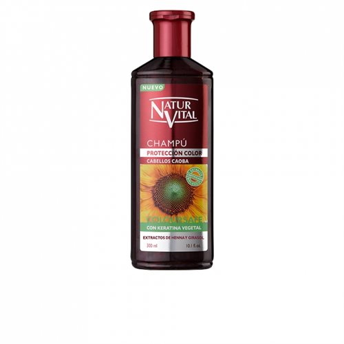 Natur Vital Shampoo Mahogany for Colored Hair 300ml