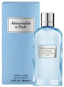 Abercrombie & Fitch First Instinct Blue Woman EDPs 100ml