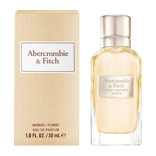 Abercrombie & Fitch First Instinct Sheer Edp Spray 30ml