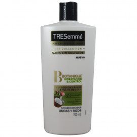 Tresemme Conditioner 700ml  Botanique Intensive Repair Macadamia Oil And Wheat Protein