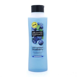 Alberto Balsam Shampoo Blueberry 350ml