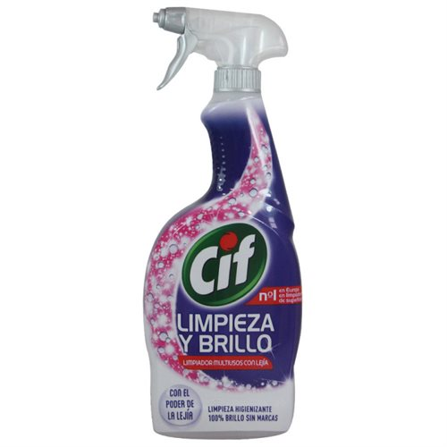 Cif clean & brightness Multiporpose with bleach 750ml