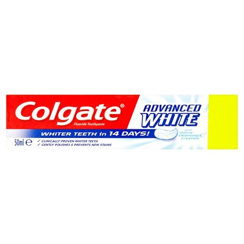 Colgate Toothpaste Advance Whitening 50ml