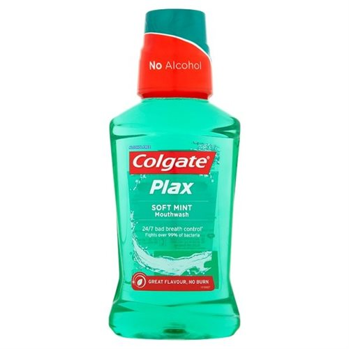 Colgate Plax Mouthwash Softmint 250ml