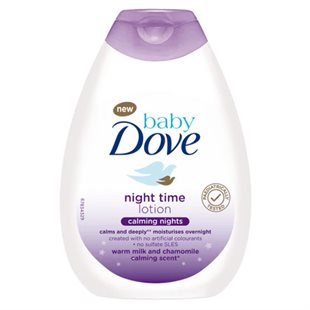 Dove Baby Lotion Night 400ml