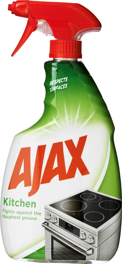 Ajax Spray Kitchen og Grease 0,75 l