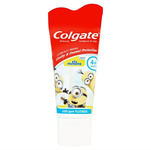 Colgate Toothpaste Minions 4+Years 50ml