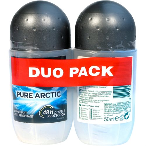 Men Deo roll-on 2 x 50 ml Pure Arctic