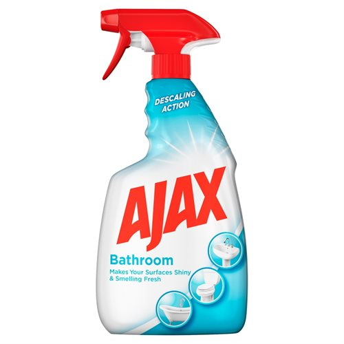Ajax Bathroom Cleaner Spray 750ml