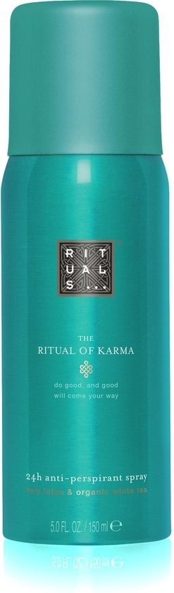 Rituals Karma Deo Spray 150ml 24 H - Anti - Perspirant Spray