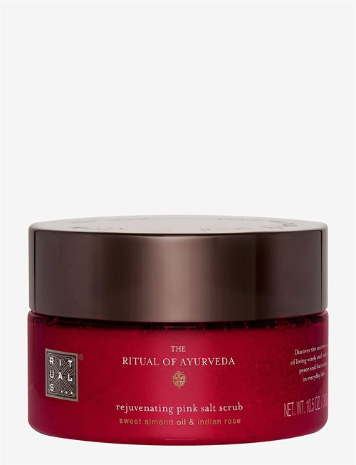 Rituals Ayurveda Rejuv. Pink Salt Body Scrub 300gr Sweet Almond Oil & Indian Rose