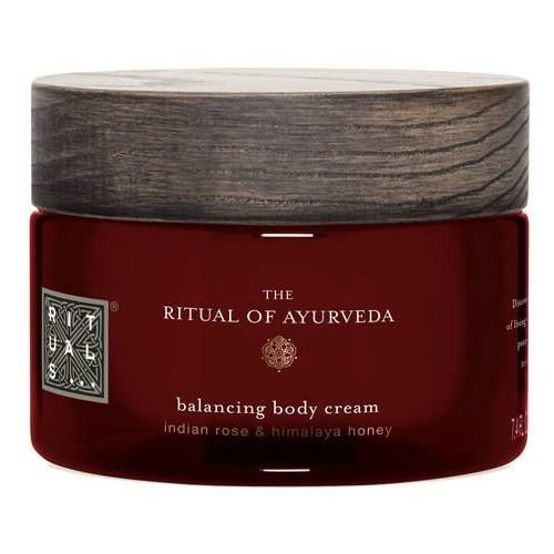 Rituals Ayurveda Body Cream 220ml Indian Rose & Himalaya Honey