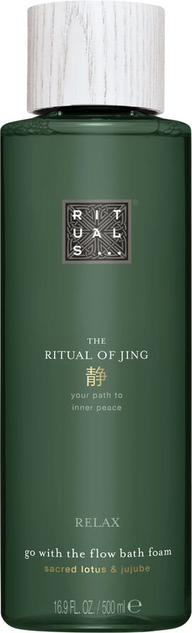 Rituals Jing Go With The Flow Bath Foam 500ml