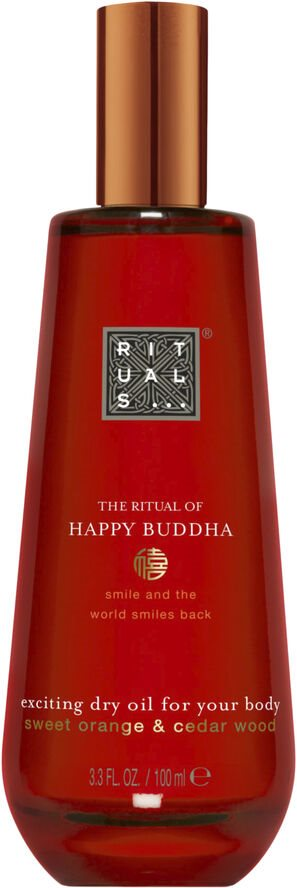 Rituals Happy Buddha Dry Oil 100ml
