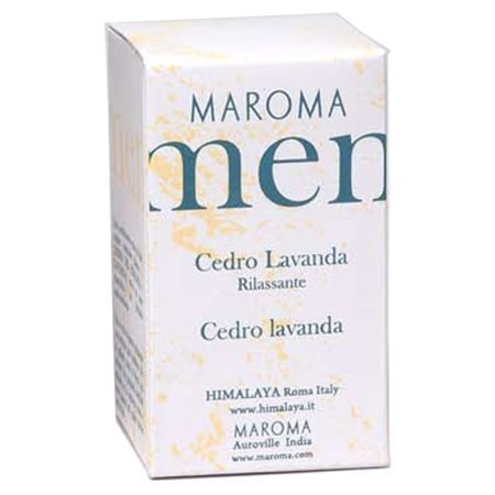 Maroma Men, Essential Fragrance Cedar Lavendar, 10 Ml.