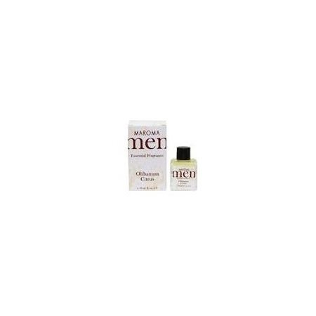 Maroma Men, Parfum Essentiel Oliban Citron, 10 Ml.
