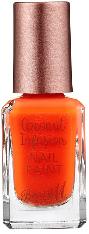 Barry M Coconut Infusion 10ml Nail Polish Flip Flop