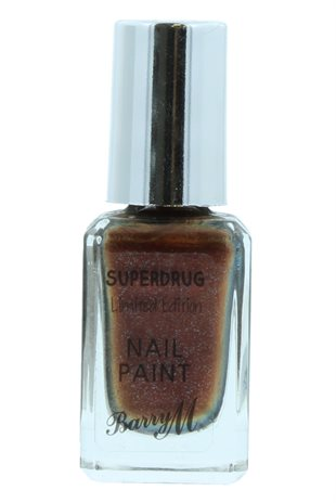Barry M Superdrug Limited Edition 10ml Nail Polish Copper Dreams